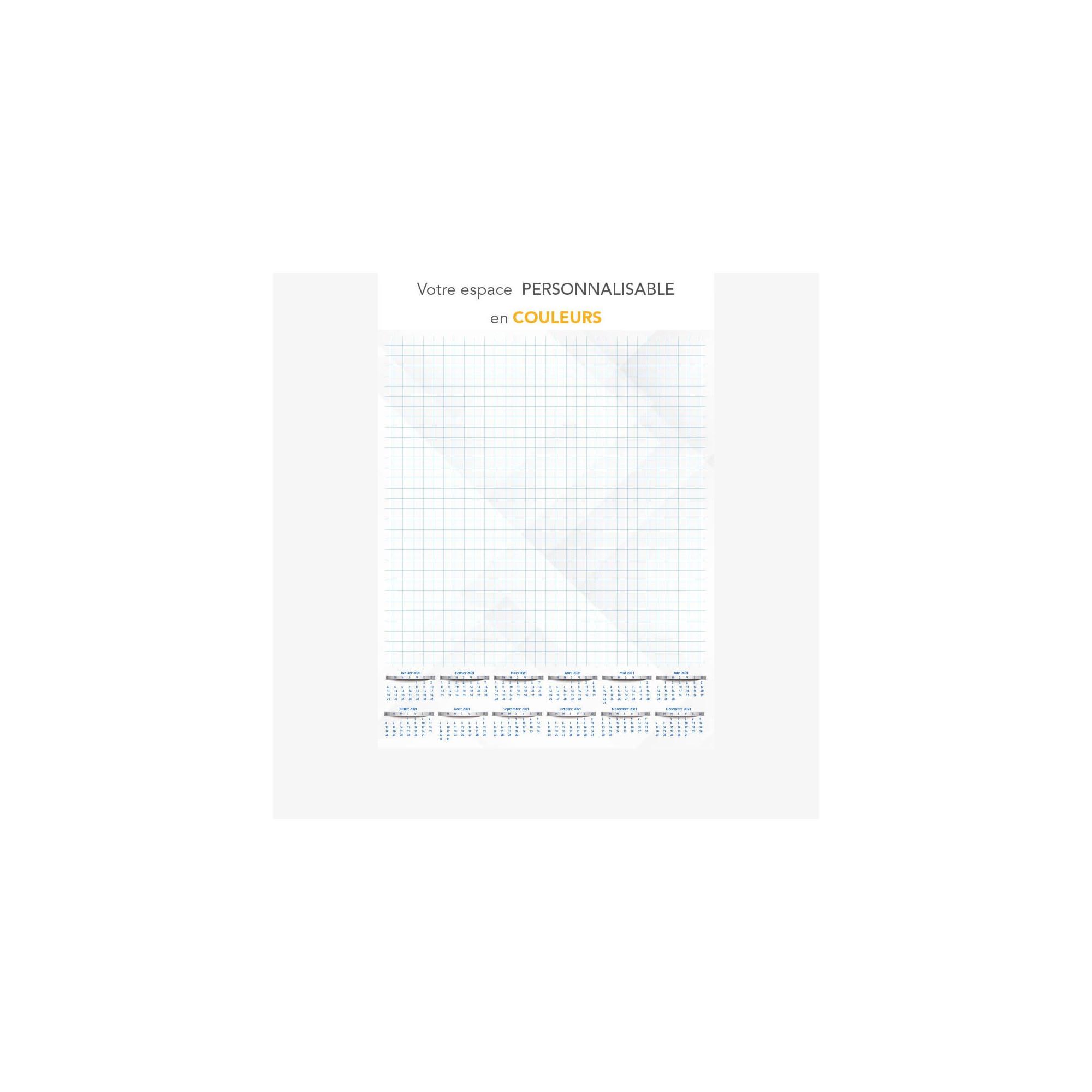 BLOCS CALENDRIER - A4/A5/A6