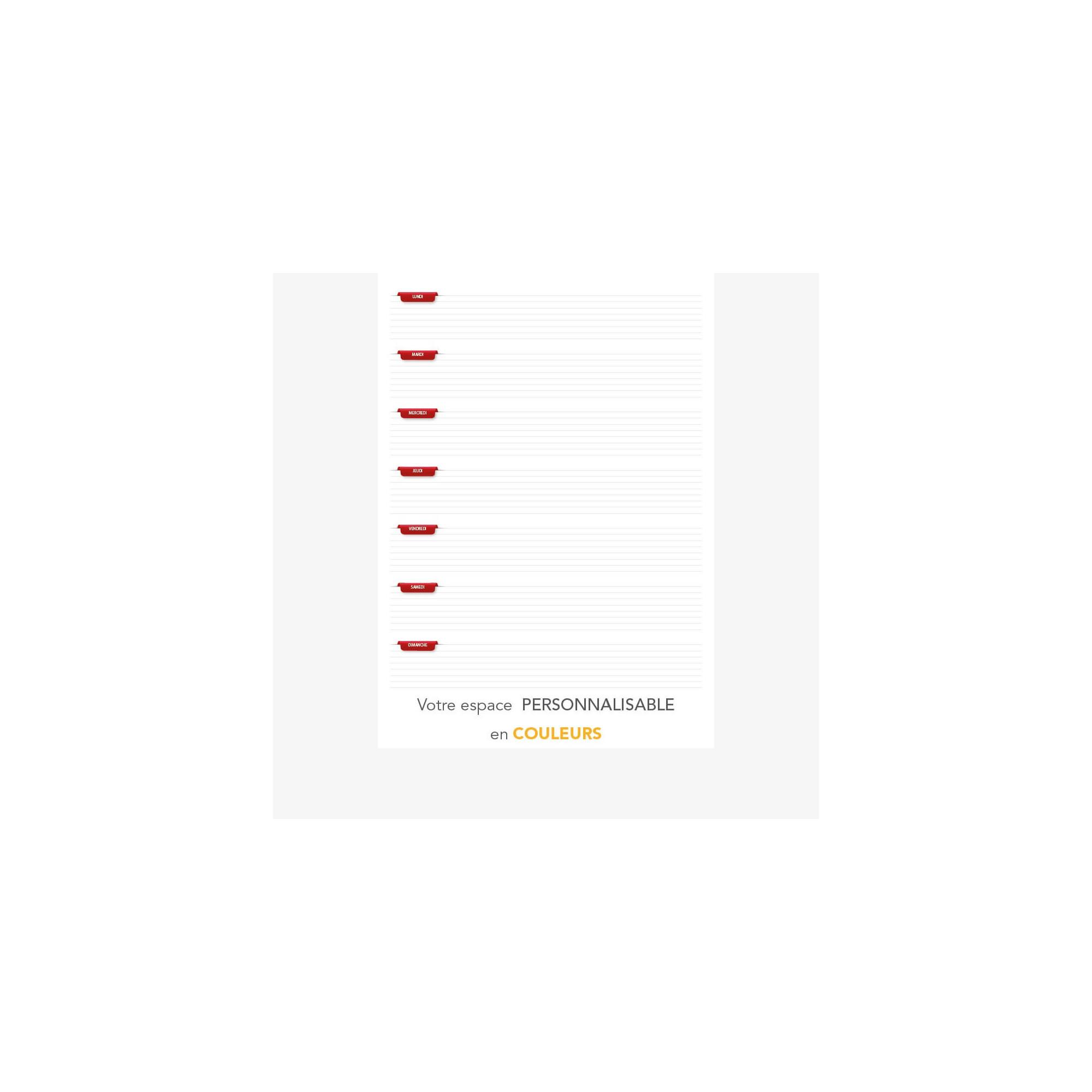 BLOCS PLANNING - A4/A5/A6