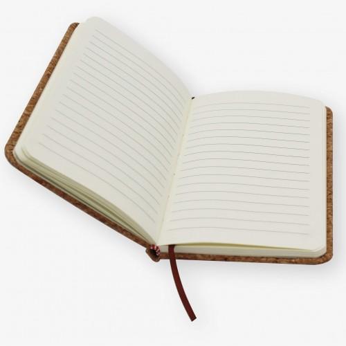 CARNET DE NOTES EN LIEGE - A6