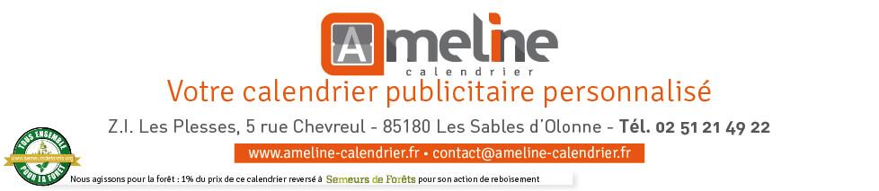 Encart publicitaire avec logo Reboisement Forêt
